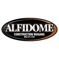 Alfidome Construction Niagara logo