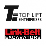 Top Lift and Link-Belt Excavators logo