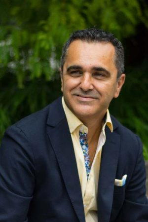 Mark Casaletto portrait photo